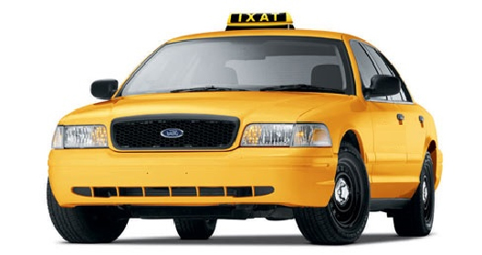 airport taxi cab service